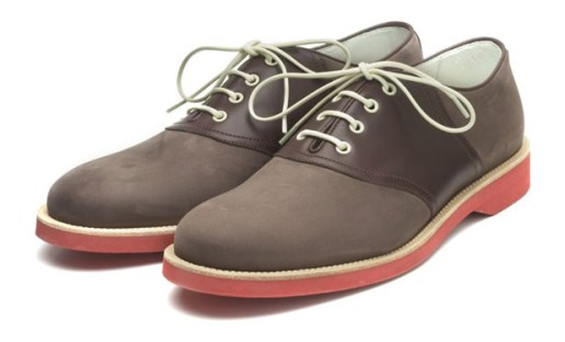 Rupert Sanderson Saddled Oxford Collection