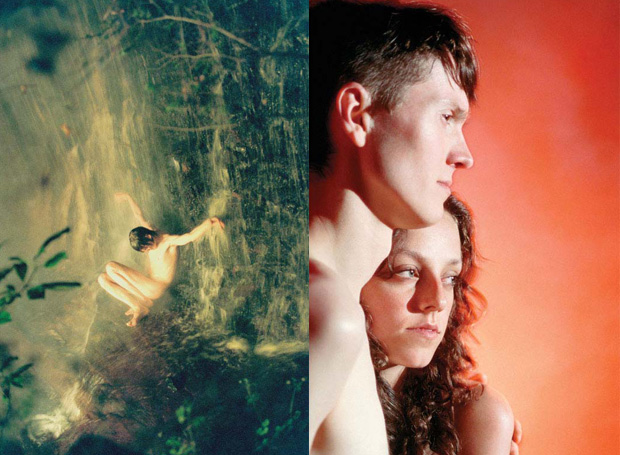 "Ryan McGinley ""Moonage Daydream"" Photo Spread"