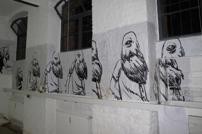 Shoes-Up presents Le Lien Exhibition Berlin