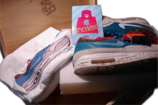 "SneakersBR x Nike Air Max 1 ""Lanceiro"" Special Edition"
