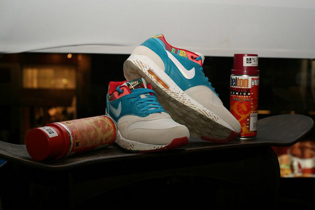 "SneakersBR x Nike Air Max 1 ""Lanceiro"" Release"