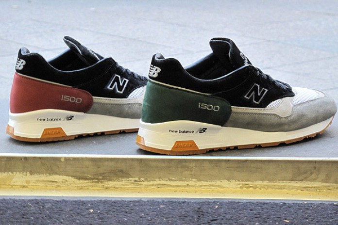 "Solebox x New Balance 1500 ""Finals"" Release"