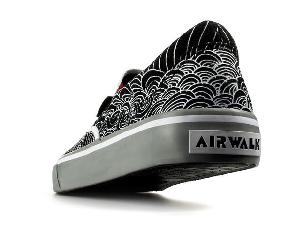 Staple x Airwalk 2009 Fall/Winter Footwear Collection