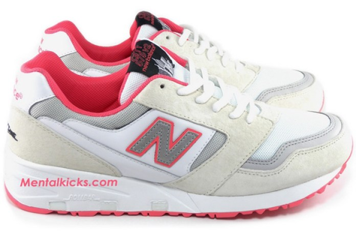 "Staple x New Balance 575 ""White Pigeon"" Preview"