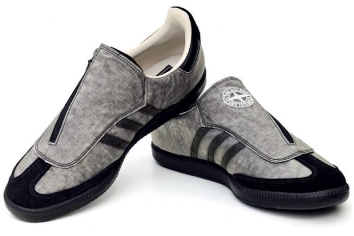 Stone Island x adidas Five-Two 3 Samba