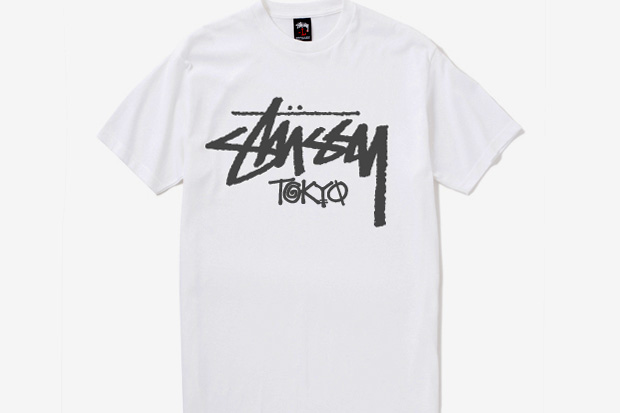 Stussy Stock City T-shirt Collection