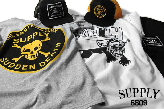 Supply 2009 Spring/Summer Collection
