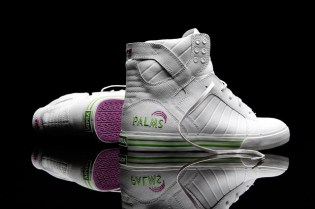 Supra for The Palms Hotel Skytop Sneakers