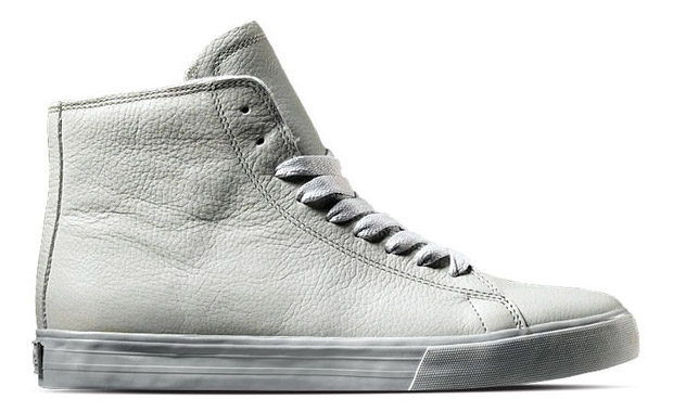 Supra Thunder Grey Leather
