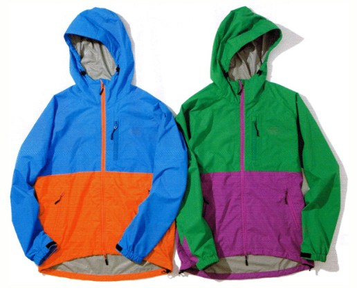 Taylor Design x The North Face 2009 Fall/Winter Collection