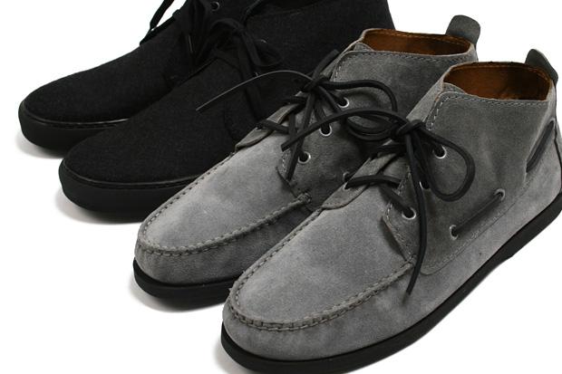 The Generic Man 2009 Fall/Winter Footwear
