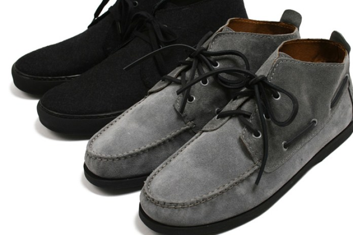 The Generic Man 2009 Fall/Winter Footwear