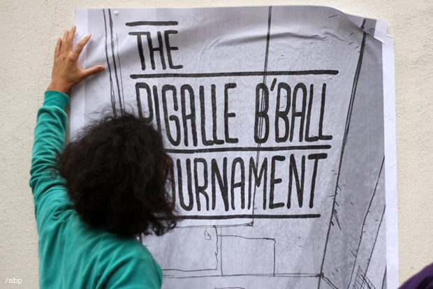 The Pigalle B'Ball Tournament Recap