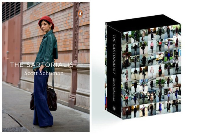 The Sartorialist Book by Scott Schuman
