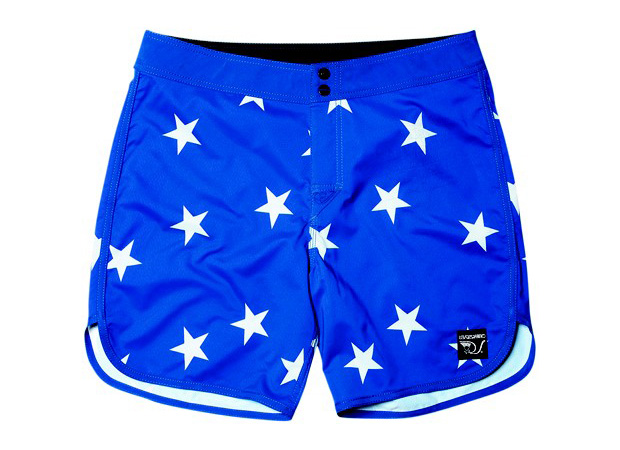 The Standard x Quiksilver Board Shorts