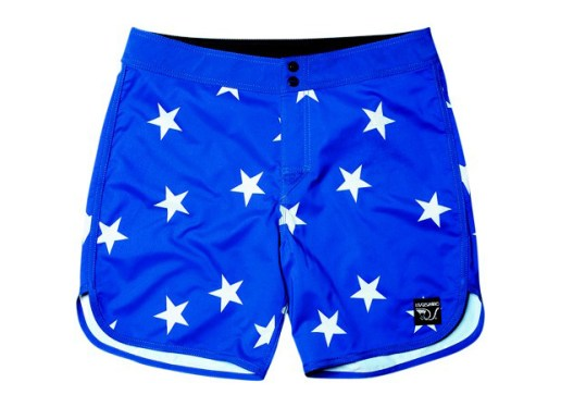 The Standard x Quiksilver Board Shorts