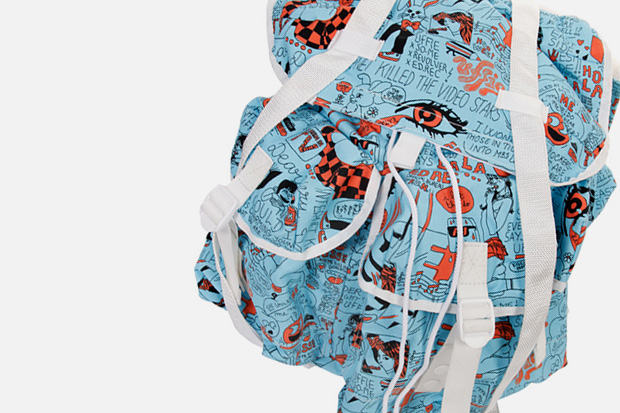 UFFIE x Revolver Army Backpack