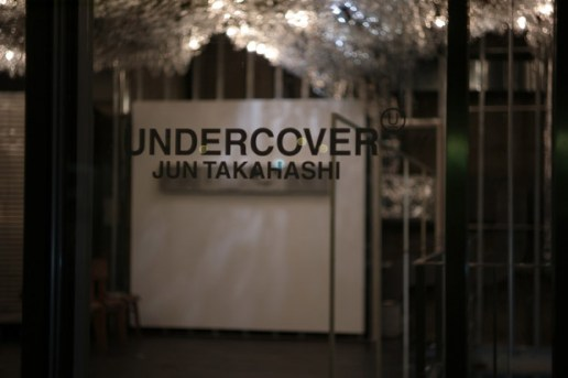 Undercover Aoyama Store Preview