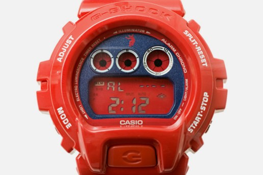 UNION NYC x PEGLEG x CASIO G-SHOCK DW-6900