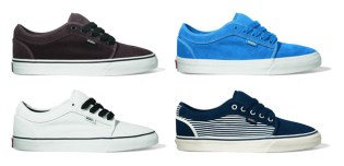 Vans Chukka Low 2009 Fall Collection