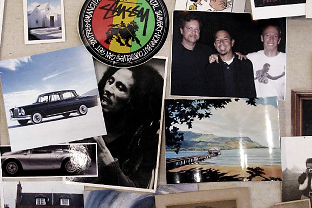 Vans Syndicate x Shawn Stussy Interview on Honeyee