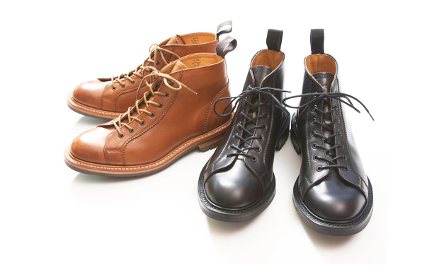 Victim x Tricker's Monkey Boots