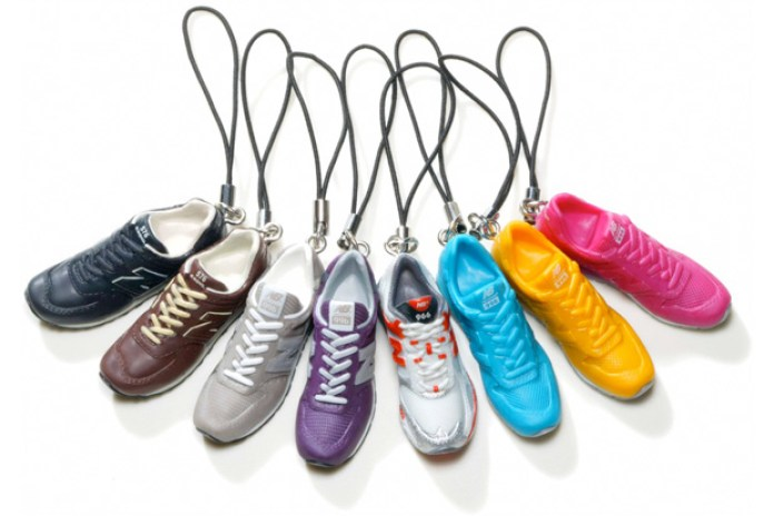 VITTEL x New Balance 576: 996 Keychain Campaign