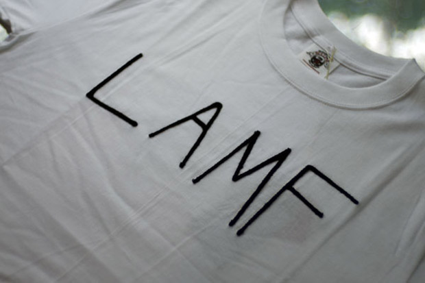 """WTAPS 2009 1st """"LAMF"""" Collection New Releases"""