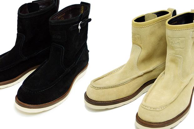 "WTAPS ""LAMF"" EDGE FIELD Boots"