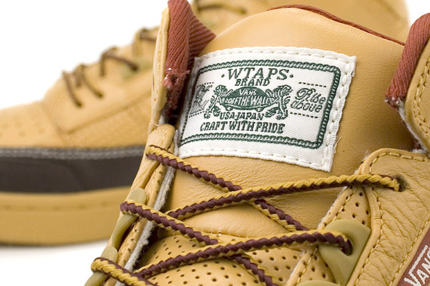 WTAPS x Vans Syndicate 2009 Summer Collection