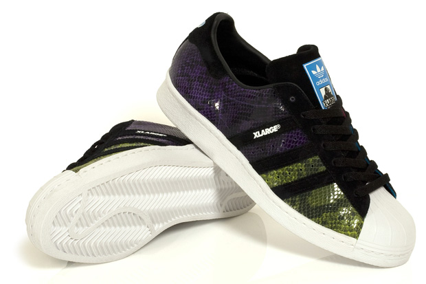 XLarge x adidas Five-Two 3 Superstar