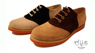 YMC 2010 Spring/Summer Saddle Shoe Preview
