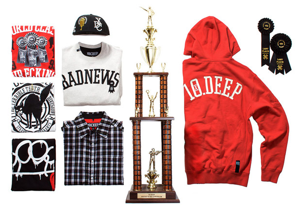 """10.Deep 2009 Fall """"Proud to be a Problem"""" Collection Lookbook"""