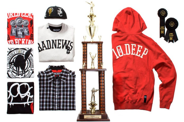 "10.Deep 2009 Fall ""Proud to be a Problem"" Collection Lookbook"