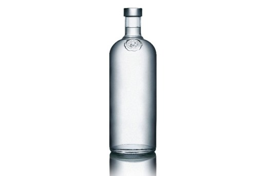 "Absolut Vodka ""No Label"" Edition"