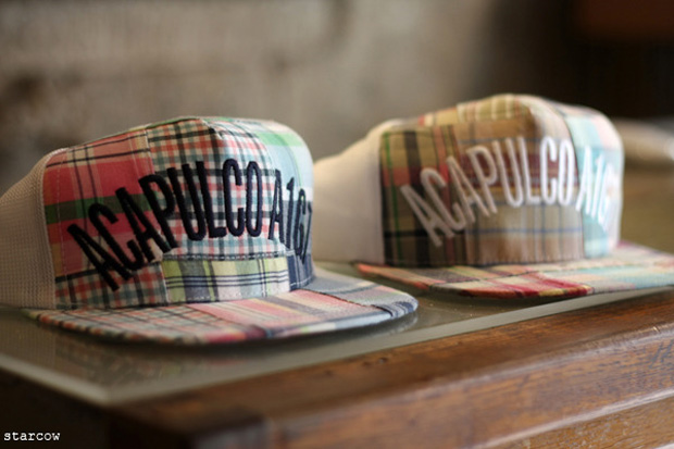 Acapulco Gold 2009 Fall/Winter Headwear Collection