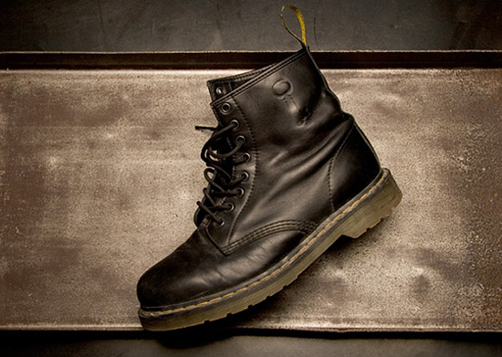 Dr. Martens for Ace Hotel NYC 1460 Boots