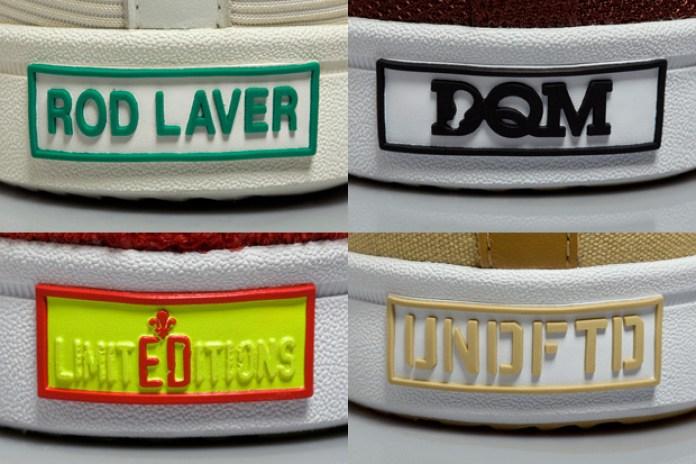 adidas Originals Consortium Rod Laver Collection
