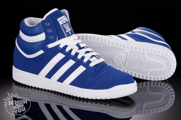 "adidas Originals Top Ten ""Royal Blue"""