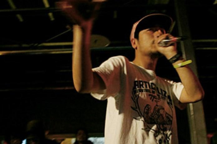 AFRA: Beatboxing in Tokyo