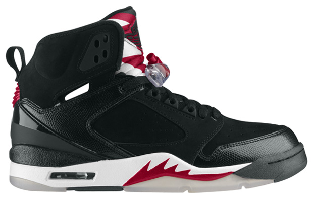 Air Jordan 60+ Black/Red