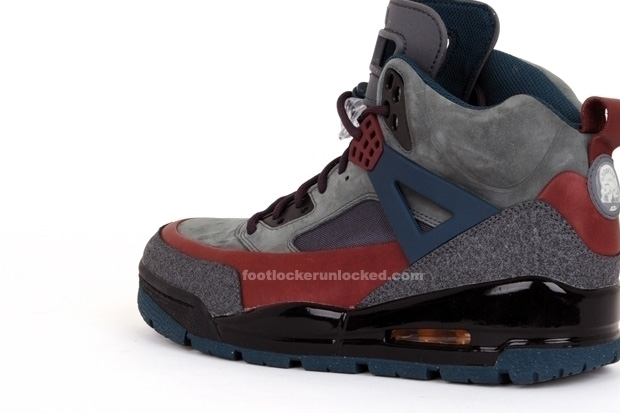 air jordan spizike boot