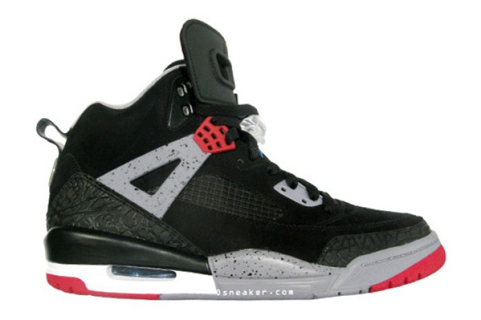 Jordan Spiz'ike Black/Red