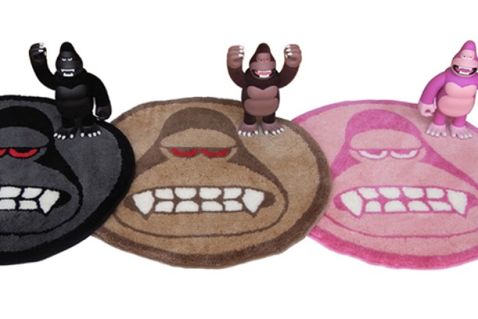 AMOS Toys x Gallery1950 King Ken Rug