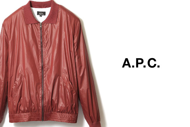 A.P.C. 2009 Fall/Winter New Releases