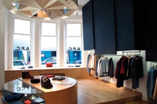 A.P.C. London Store Opening