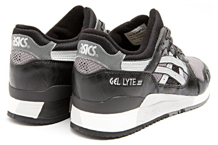 """Asics GEL-LYTE III """"Black Ice"""""""
