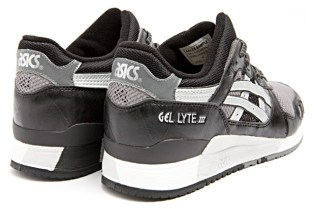 "Asics GEL-LYTE III ""Black Ice"""