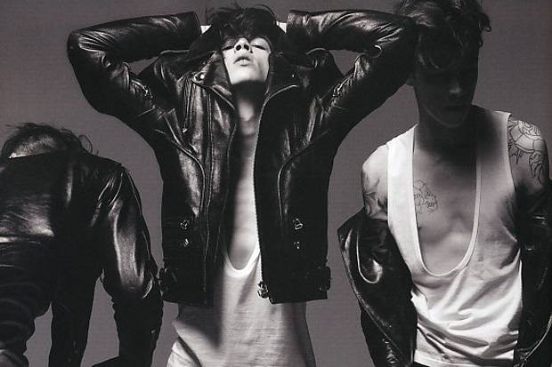 "Balmain Homme ""Absolute Man"" Photo Spread"
