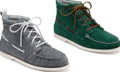 Band of Outsiders x Sperry 2009 Fall/Winter Footwear Collection